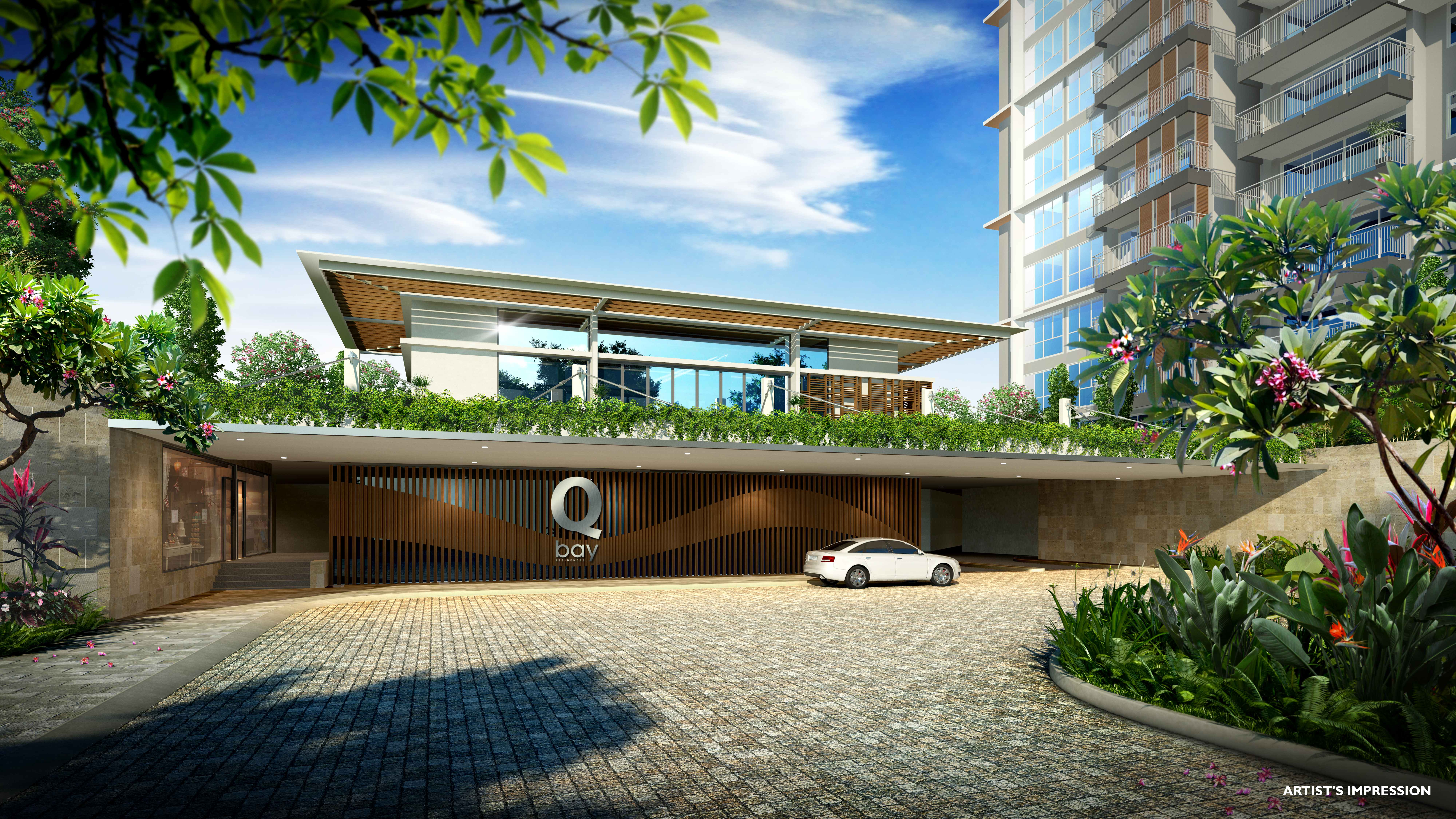 Q Bay Residences Latest Singapore Property Launches
